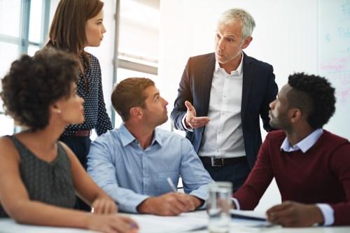 Inside PwC's reverse mentoring program
