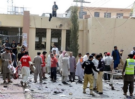 Law Council condemns Pakistan bombing