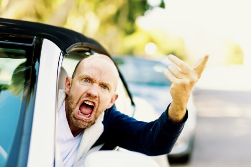 Far Out Friday: Social media reveals peak road rage times