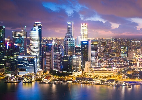 Singapore ranks among top global relocation destinations