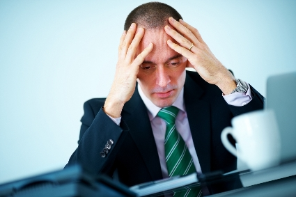 Insurance company director's top three worries