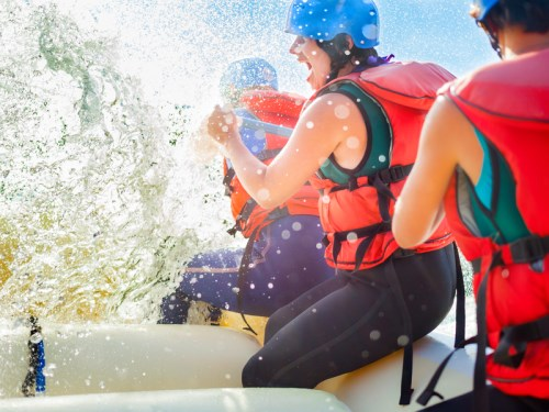 P2P actuary likens work to whitewater rafting