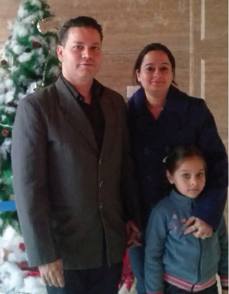 Keshav's family