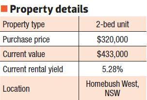 Michelle's property details
