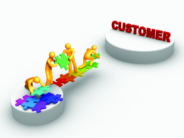 Keeping customers on side