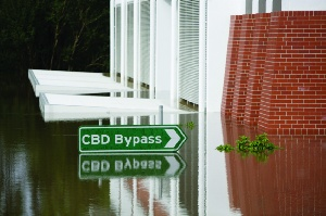 Industry negotiates access to vital government flood data