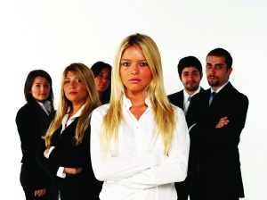 How are employees affected by a missing boss?