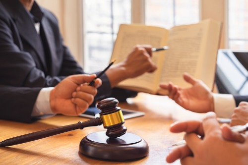 """Hogan Lovells lawyers urge court to hear case from """"Serial"""" podcast"""