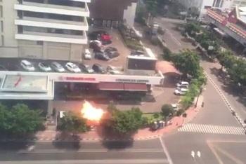 Singapore firms on high alert after Jakarta bombings