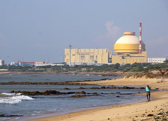 Nuclear power plants in India covered by new insurance policy