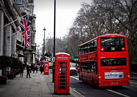 London the inspiration for insurance career