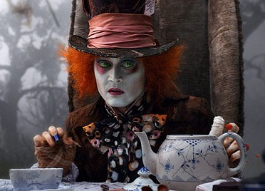 Far out Friday: Brave jobseeker sends Mad Hatter to office