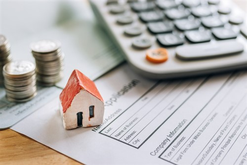 How much has home affordability improved?
