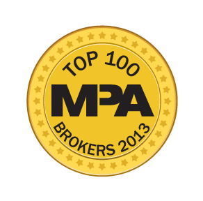 Mortgage Professional Australia Top 100 Brokers 2013