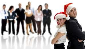 Should employees be paid while attending the office Christmas party?