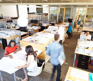 How your office can transcend the physical