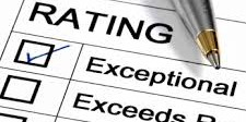 Performance reviews losing popularity