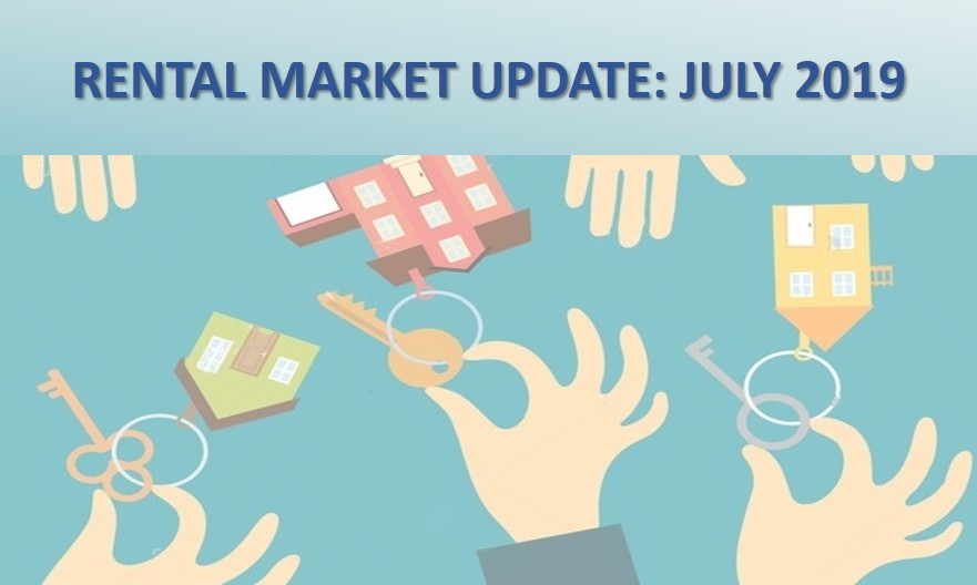 Rental Market Update July 2019