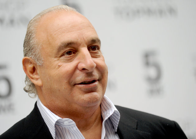 Retail tycoon 'responsible' for $1B pension-pot deficit