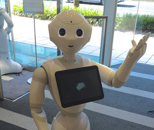 The robots have landed in Taiwan
