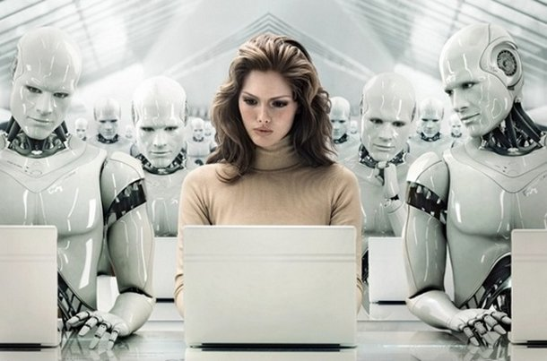 Four reasons why robots won't take the human out of HR