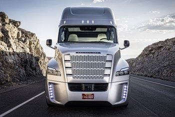 Global truck manufacturer Daimler launches autonomous technology
