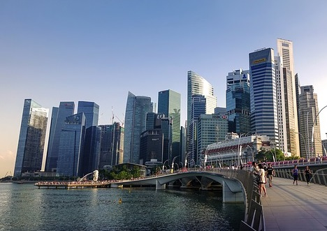 Fintech festival launched in Singapore