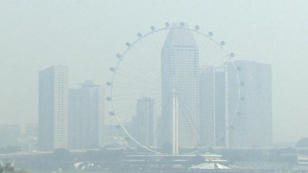 Haze to put further strain on struggling businesses
