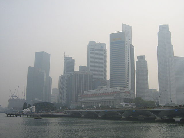 Sick building syndrome and HR's battle against the haze