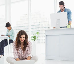 Could the traditional work desk hold the secret to workplace wellbeing?