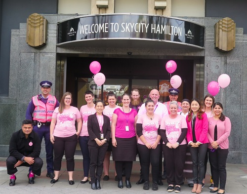Kiwi workplaces celebrate Pink Shirt Day