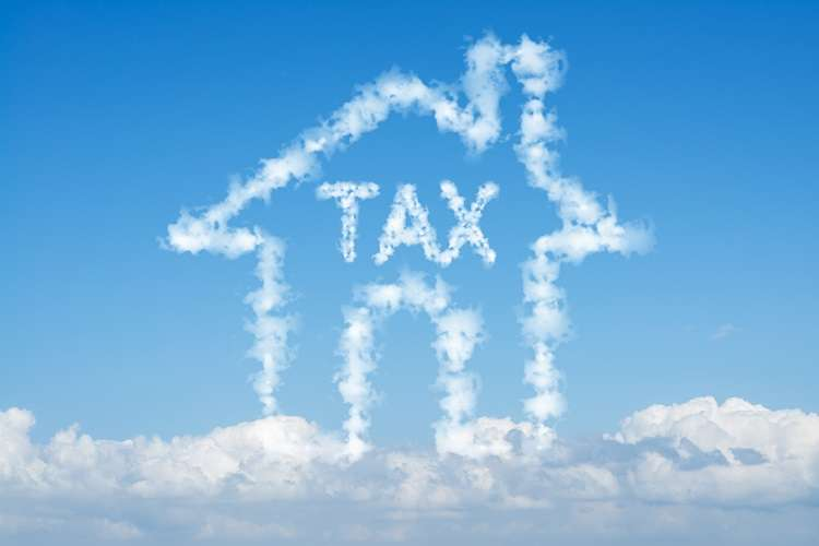 stamp duty is the tax on the purchase of a new home