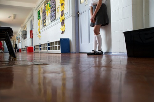 Are traditional school punishments working?
