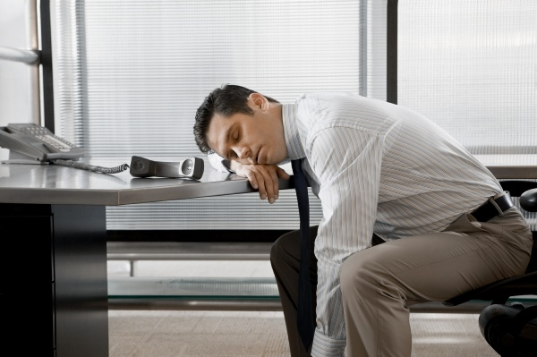Employees forgoing eat and sleep to work: Report