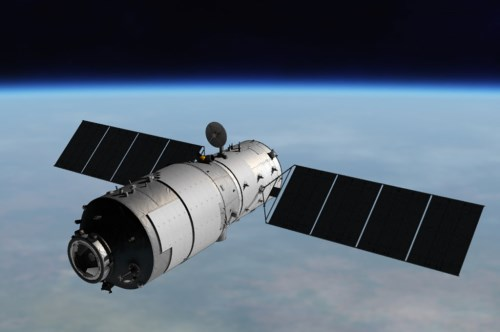 Chinese space station Tiangong-1 out of control—will crash to Earth