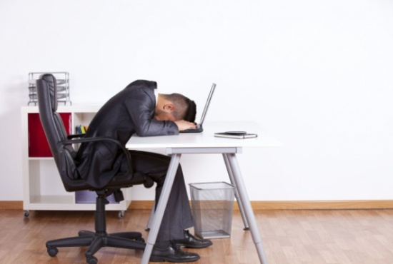 Why stress is costing HR of a months' sleep