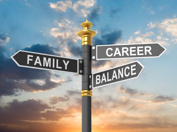 Take control of your own balance, says expert