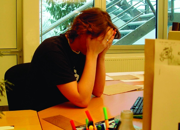 Financial stress a 'common occurrence' in the workforce